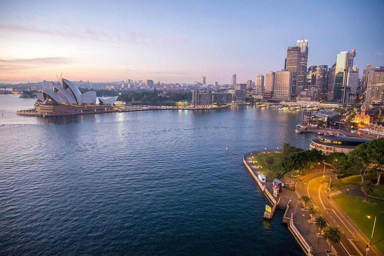 5. Sydney, Austrália