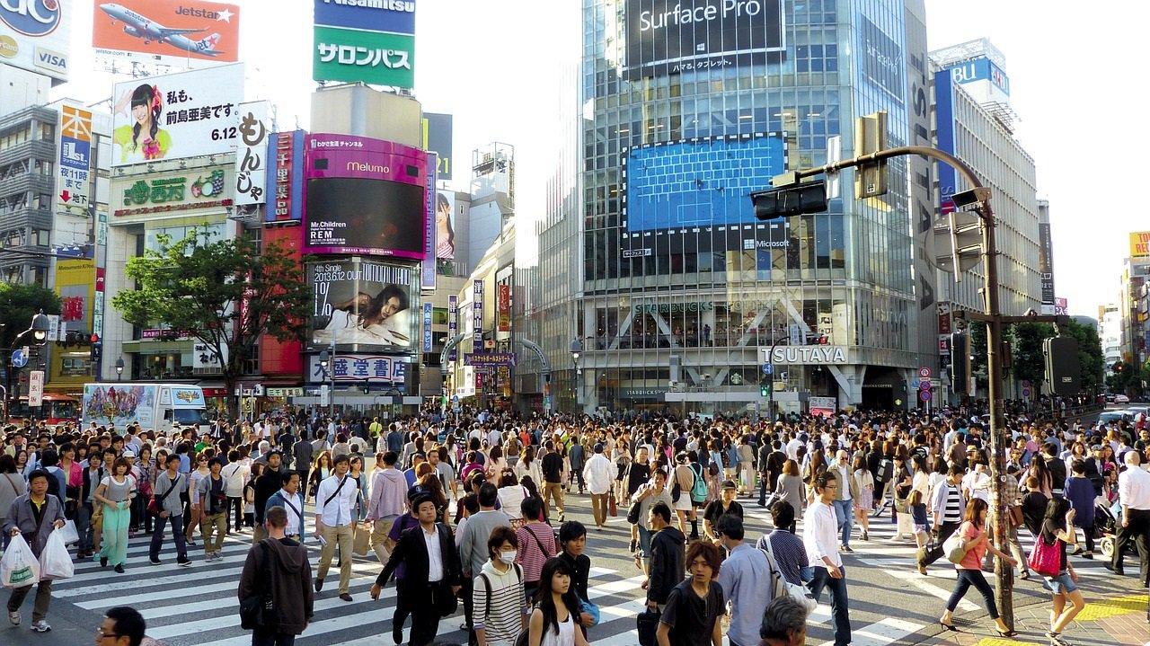 1. Tóquio, Japão