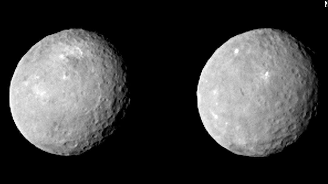 Ceres e Vesta