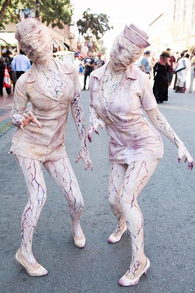 Enfermeiras de Silent Hill