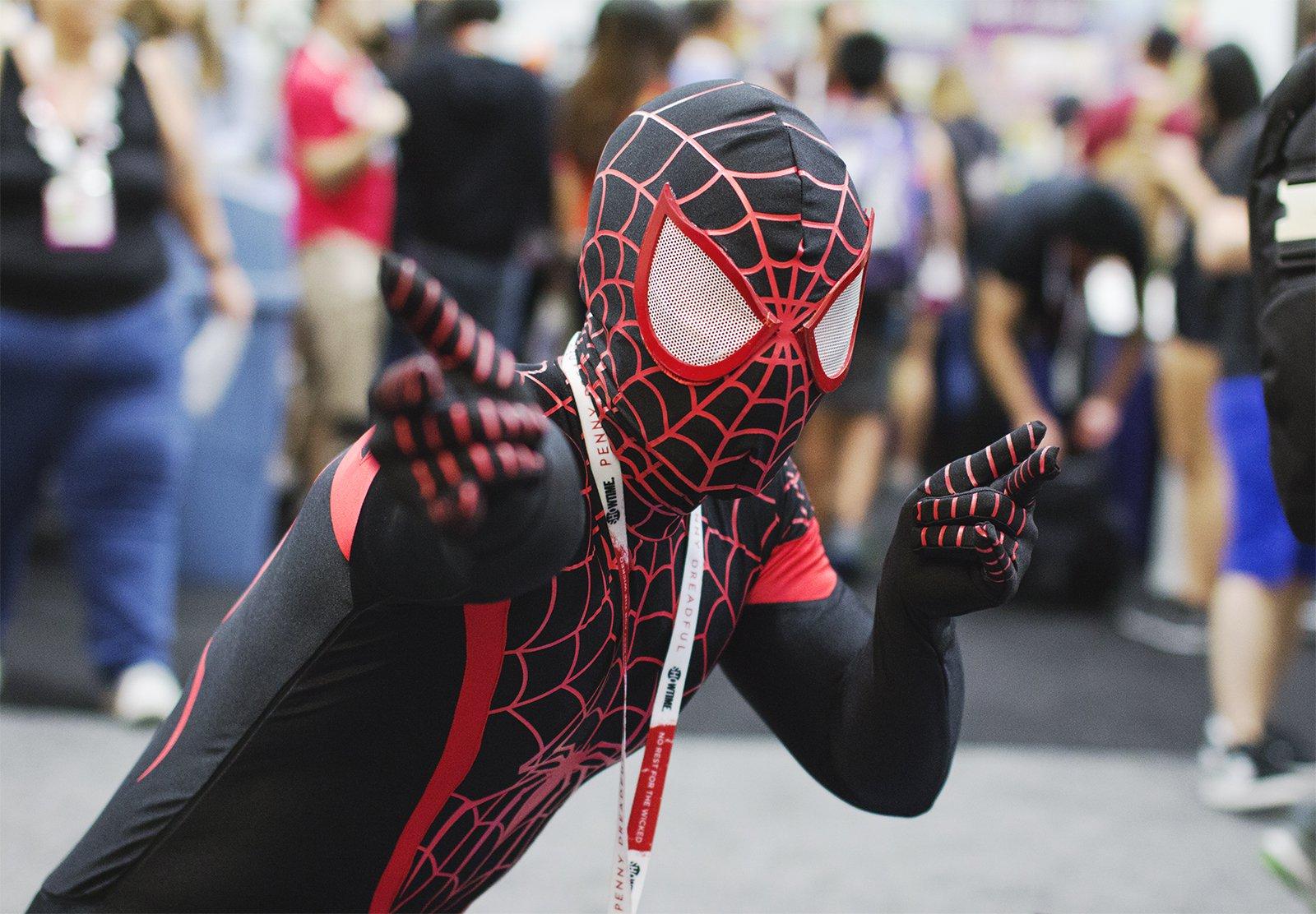 Homem-Aranha (Miles Morales)
