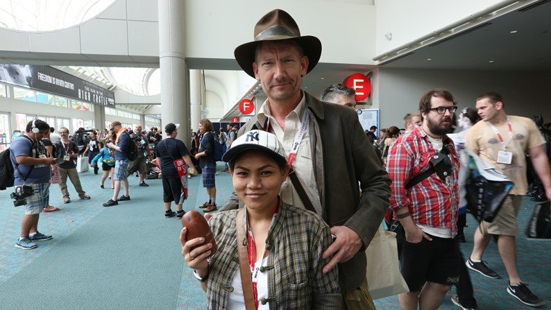 Indiana Jones e Dado