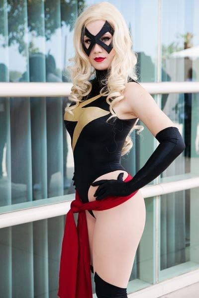 Miss Marvel (Versão Vingadores)