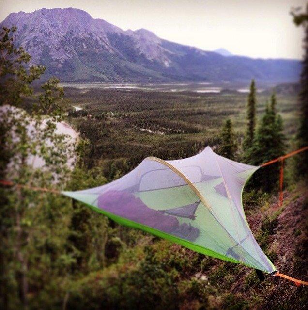 Tentsile: solução para quem quer acampar sem dormir no chão [galeria]