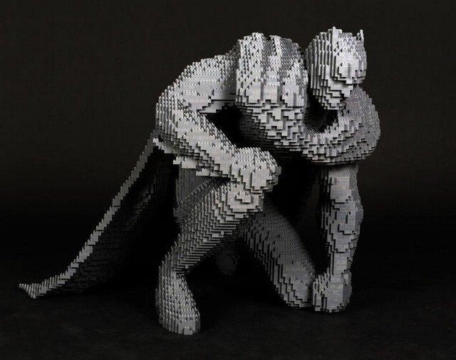 Este expert em LEGO vai mostrar para você como é que se brinca
