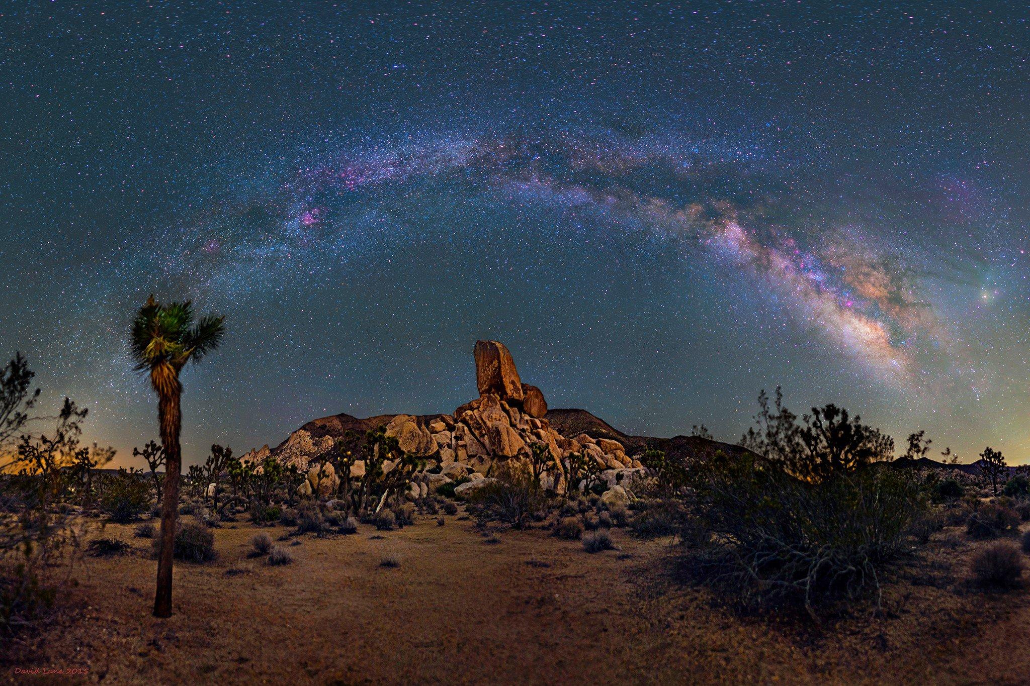 Fotos noturnas registram o céu de uma forma que você nunca viu