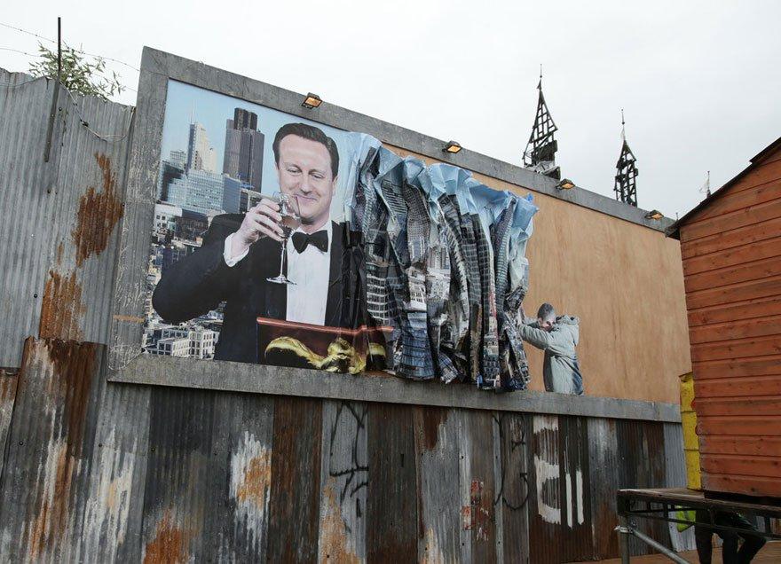 Banksy inaugura parque temático às avessas no Reino Unido [vídeo]
