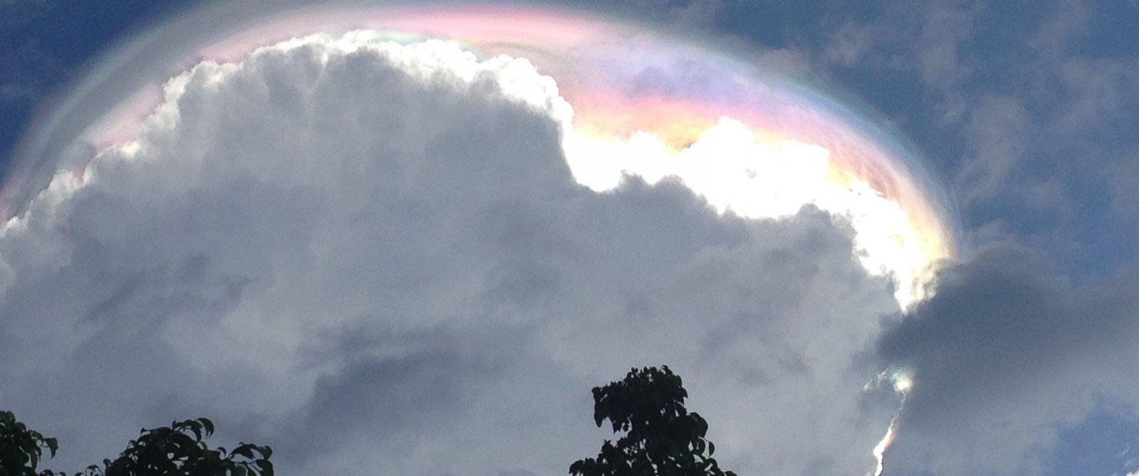 Raro fenômeno meteorológico é visto nos céus da Costa Rica [vídeo]