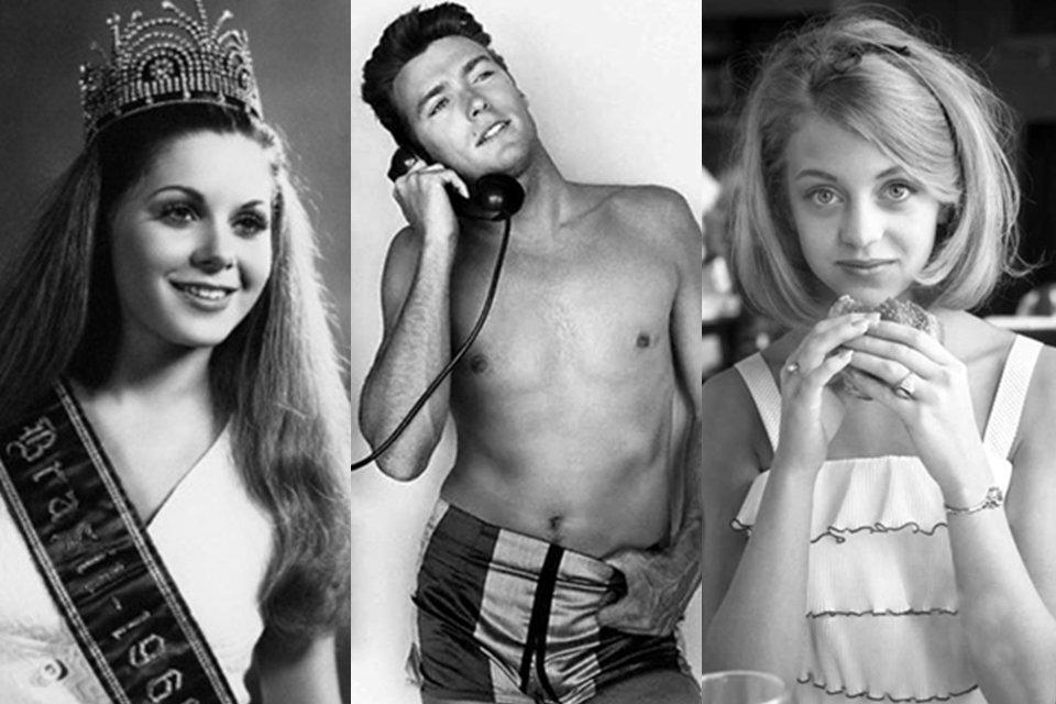 36 fotos surpreendentes de celebridades quando eram jovens - Mega Curioso