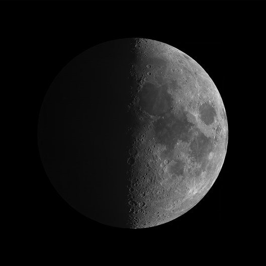 Vencedor na categoria Our Moon - Full Face of our Moon por András Papp (Hungria)