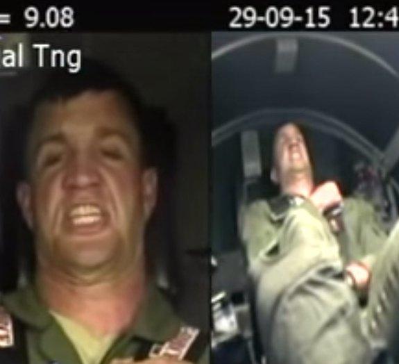 Piloto suporta 9 vezes o peso de seu corpo em 'teste da centrífuga' [vídeo]