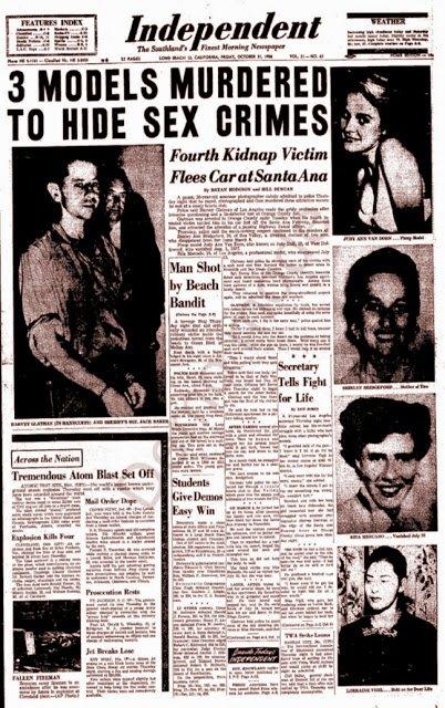 Assassino de beldades: o serial killer que só matava modelos