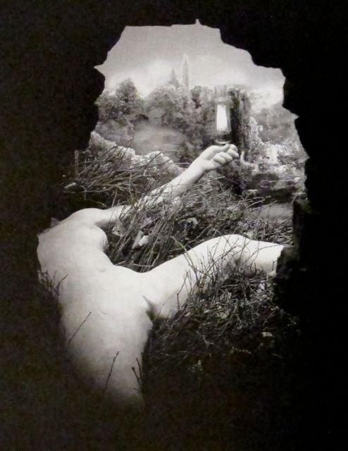 """Marcel Duchamp - """"Éant donnés 1 la chute d'eau"""""""