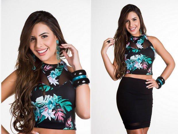 Miss Amazonas - Caroline Toledo