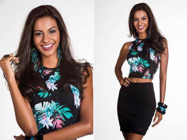 Miss Distrito Federal - Amanda Balbino