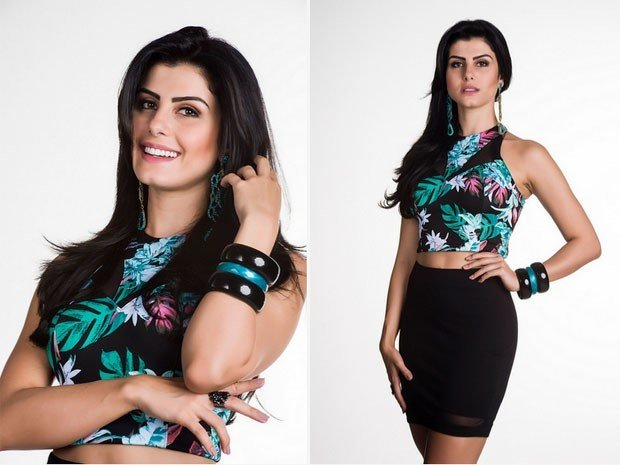 Miss Minas Gerais - Stephanie Zanelli