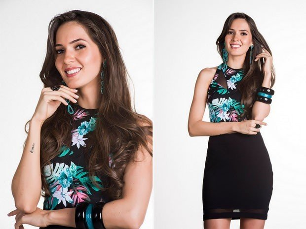 Miss Mato Grosso do Sul - Camila Greggo