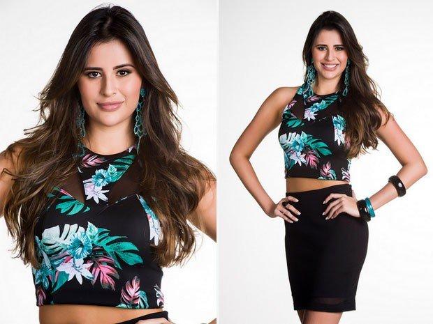 Miss Pará - Caroline Ribas