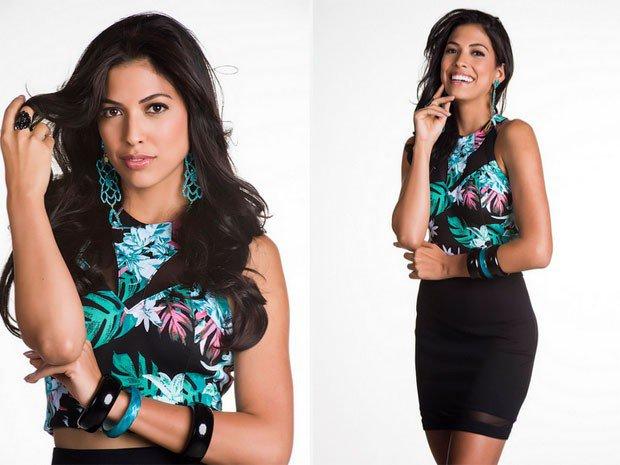 Miss Pernambuco - Sayonara Veras