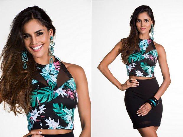 Miss Rio de Janeiro - Nathalia Pinheiro