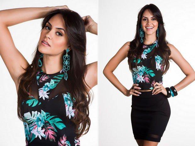 Miss Rondônia - Gabriela Rossi
