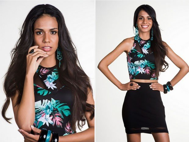 Miss Sergipe - Pryscila Felisberto