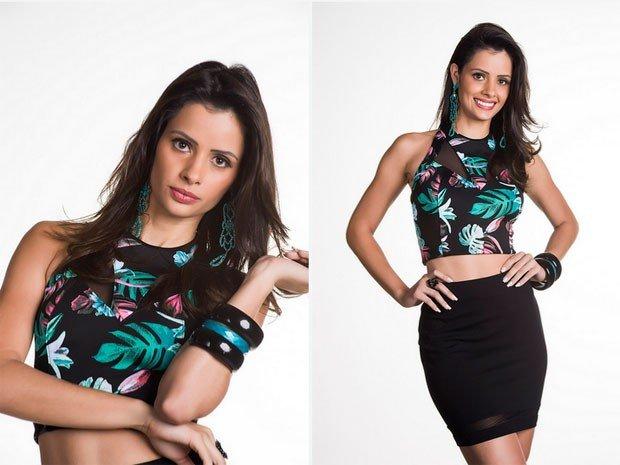 Miss Tocantins - Karla Sucupira Mota