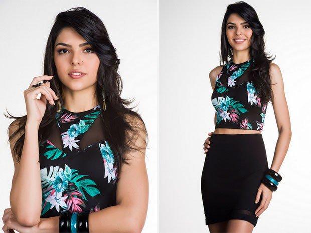 Miss Piauí - Letícia Alencar