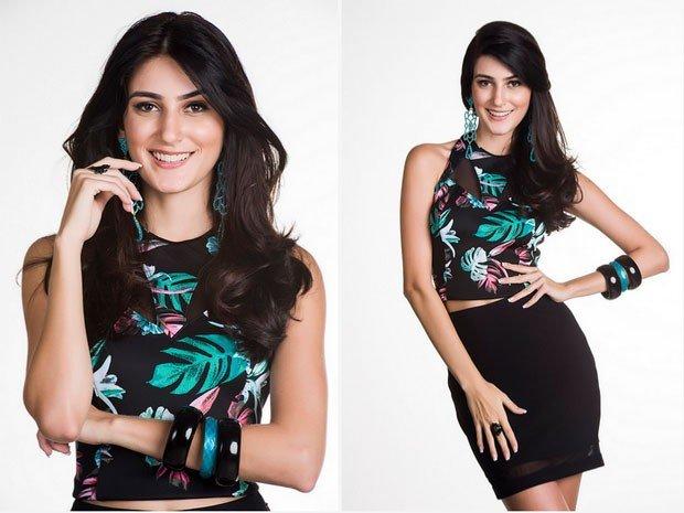 Miss Paraíba - Ariádine Maroja