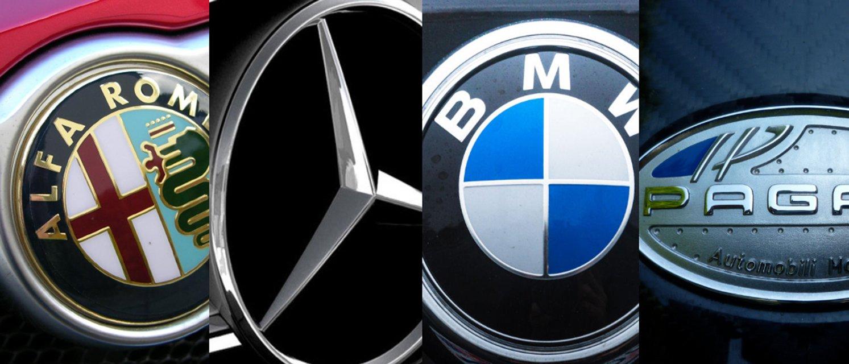 Como surgiram as marcas de carro mais famosas do mundo