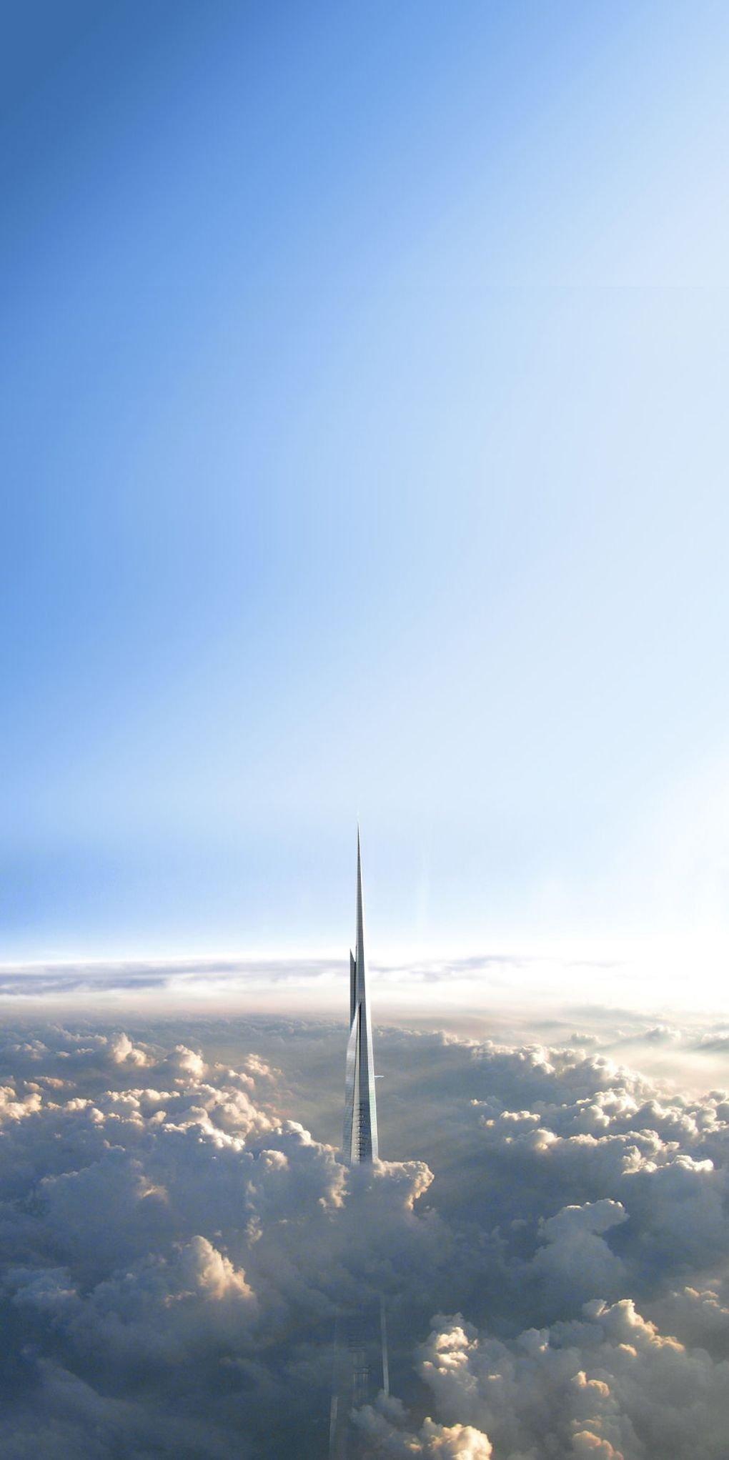 Jeddah Tower: futuro 'maior prédio do mundo' terá 1 km de altura [galeria]