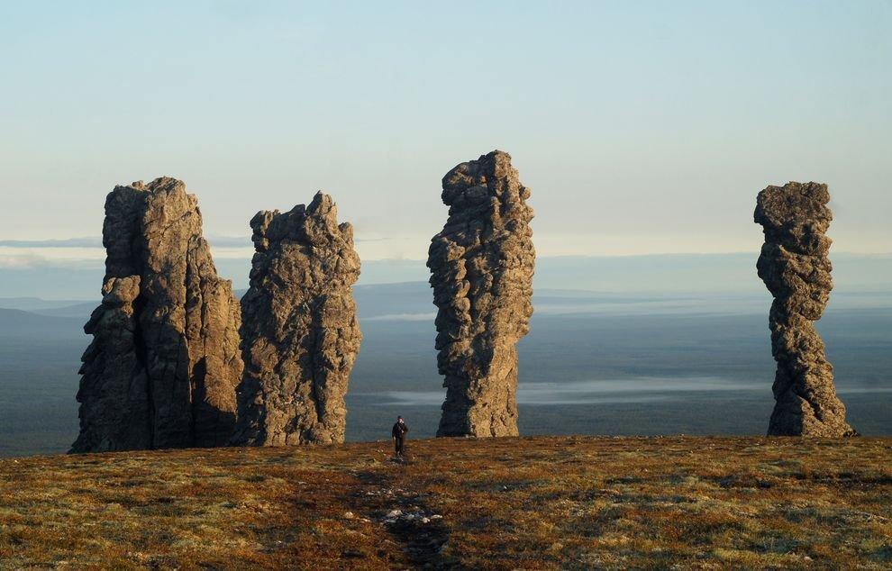Você já ouviu falar nos Manpupuner ou os Sete Homens Fortes da Rússia?
