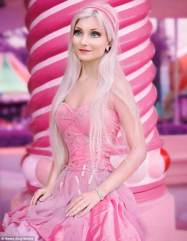 A Elsa, de Frozen, existe e mora no Brasil