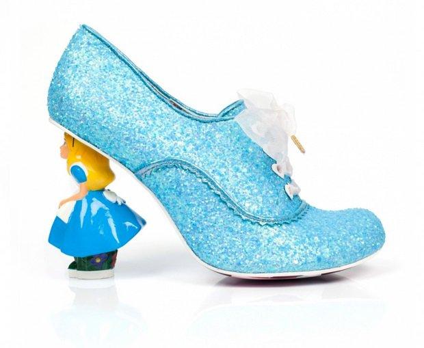 """Sapateiros criam coleção inspirada em """"Alice no País das Maravilhas"""""""