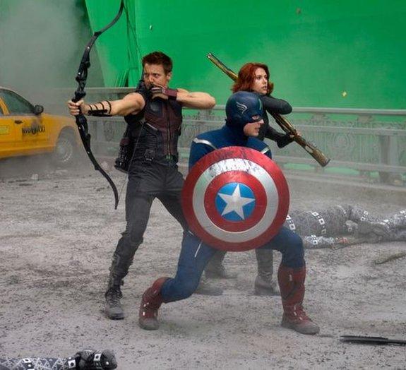 10 blockbusters recentes antes de terem os efeitos especiais inseridos
