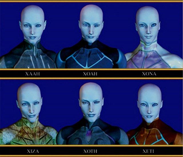 Híbridos de Sirius