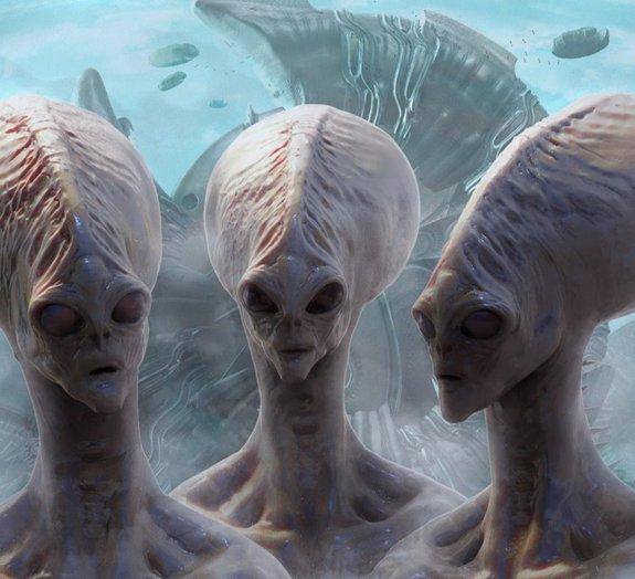 5 teorias da conspiração fascinantes relacionadas a seres alienígenas