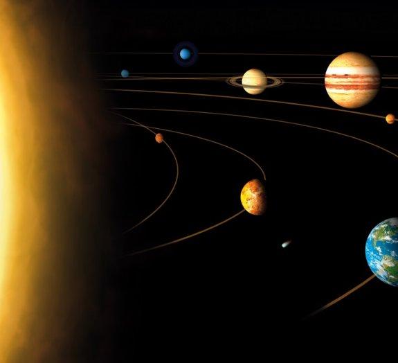 5 fatos surpreendentes que você talvez desconheça sobre o Sistema Solar