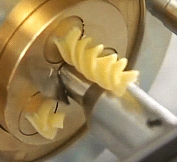10 GIFs hipnotizantes revelam o processo de fabricação de alguns produtos