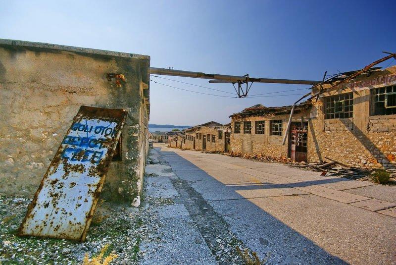 6 prisões abandonadas que causam arrepios