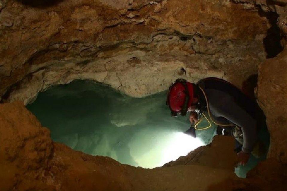 Descubra o que havia na caverna lacrada há 5,5 milhões de anos - Mega Curioso