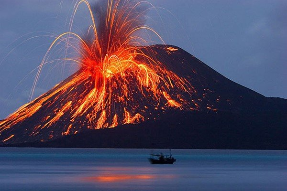 5 erupções vulcânicas que mudaram o mundo - Mega Curioso