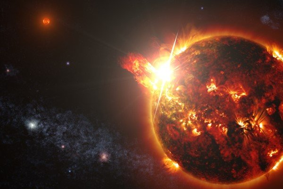 """Estrelas em fase """"terminal"""" podem converter planetas gelados em habitáveis - Mega Curioso"""
