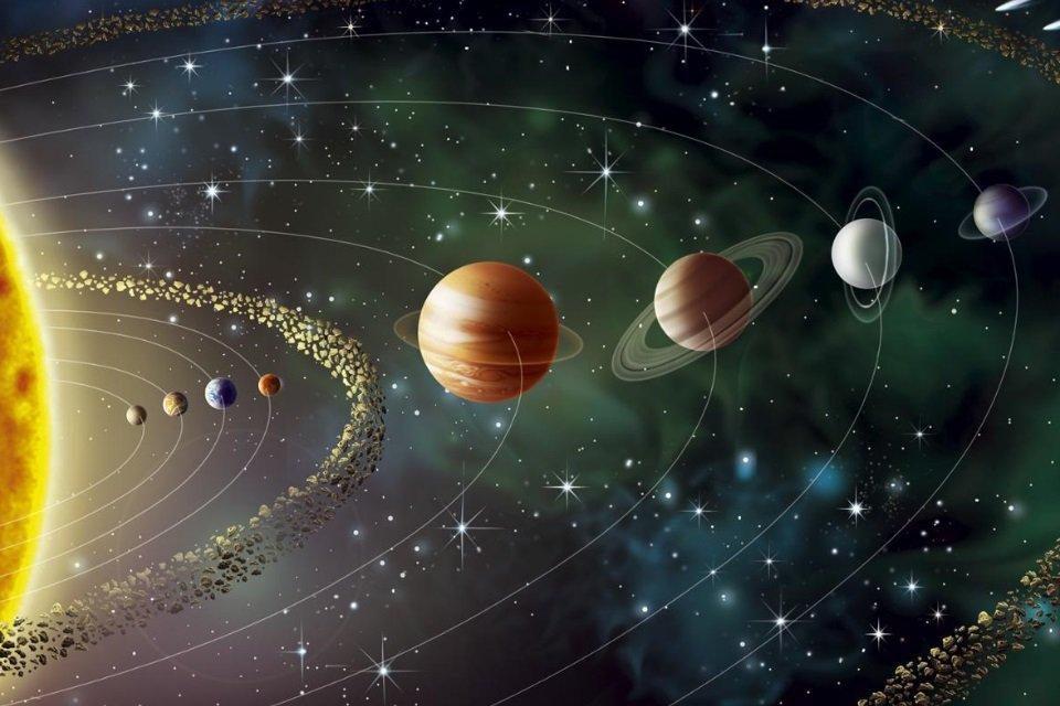Famosos Por que os planetas do Sistema Solar têm cores diferentes? - Mega  PA88