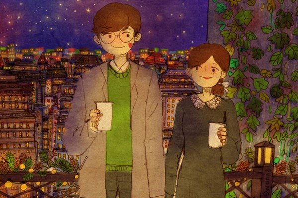 Estas 21 ilustrações comprovam: o amor está realmente nas pequenas coisas - Mega Curioso