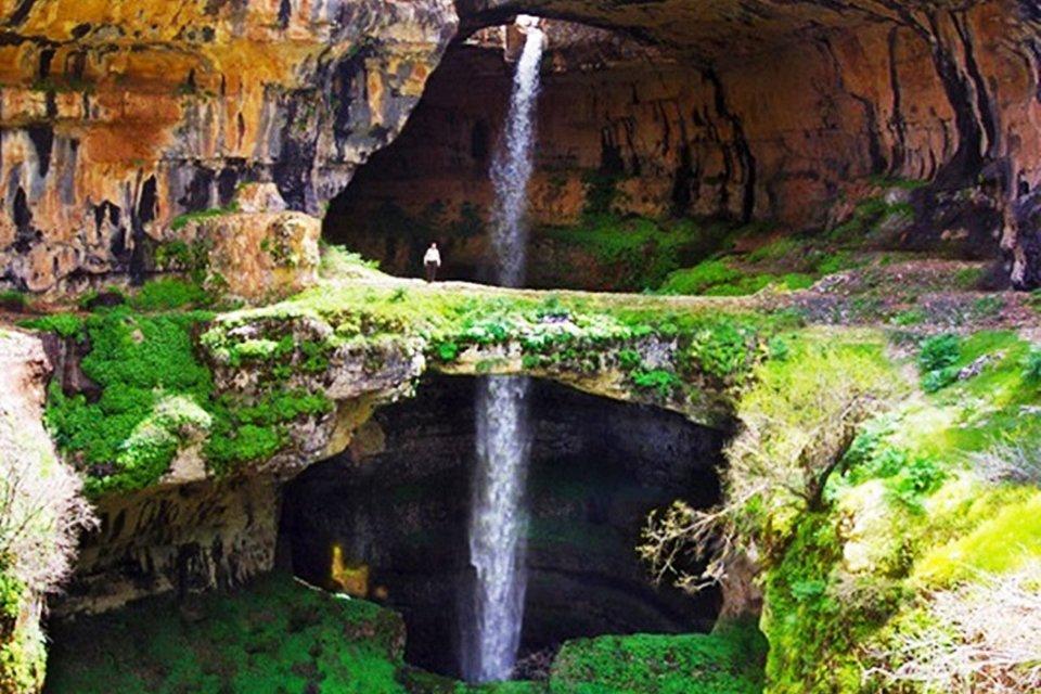 7 das cachoeiras mais inacreditáveis que existem na Terra - Mega Curioso