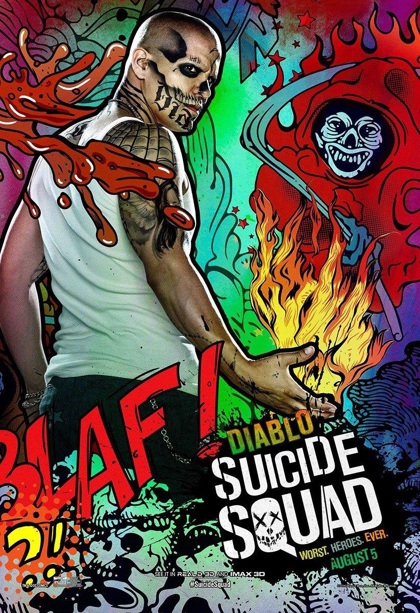 Assista ao novo trailer estendido do Esquadrão Suicida
