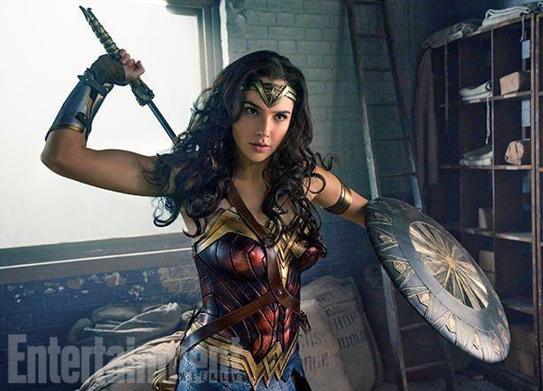 Mulher-Maravilha ganha trailer poderoso