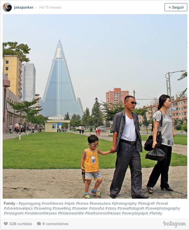 A Coreia do Norte pelos olhos de um morador