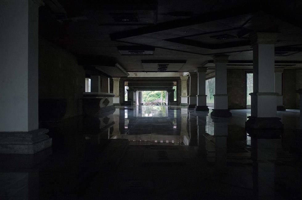O hotel de luxo que virou ponto turístico para quem busca assombrações